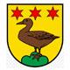 Wappen der Gemeinde Unterentfelden